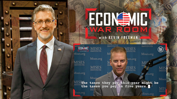 Ep 66 | Progressive Wealth Tax: What It Really Means for Middle America | Economic War Room