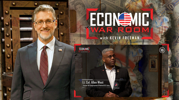 Ep 68 | Happy New Year: What Happens Next | Guests: Allen West and Kyle Bass | Economic War Room