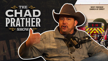 Ep 177   An Active Shooter in Texas   The Chad Prather Show