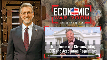Ep 69 | China's Economic War – with Your Money | Economic War Room