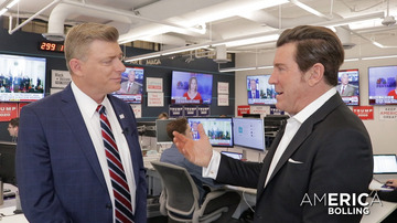 Ep 242 | EXCLUSIVE from Trump's Campaign War Room: Taking Out Terrorists | America with Eric Bolling