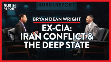 Ep 339 | Ex-CIA: Iran's Next Move & Exposing the Deep State | Bryan Dean Wright | The Rubin Report