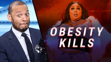 Ep 510 | Lizzo IS Obese. Sorry, Truth HURTS! | White House Brief