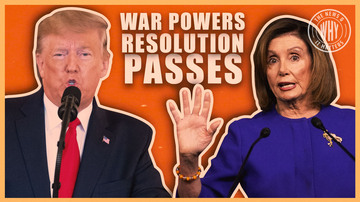 Ep 446 | What Does Congress' War Powers Vote Mean for Trump? | The News & Why It Matters