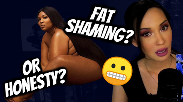 Ep 124 | Lizzo FAT-SHAMED by Fitness Trainer? Body Positivity | Pseudo-Intellectual