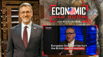 Ep 71 | Is It Time to Buy Gold? The Answer May Surprise You | Economic War Room