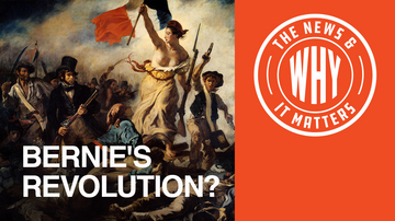 """Ep 453  """"Guillotine the Rich"""": Sanders' Staffer Prepares for a Revolution 
