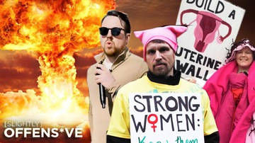 Ep 40 | The Women's March Has. Fallen | Slightly Offens*ve