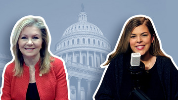 Ep 207   The Impeachment Charade Needs to End   Guest: Sen. Marsha Blackburn   Relatable with Allie Stuckey