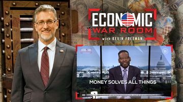 Ep 73 | Winning the Real War on Poverty & Closing the Urban Wealth Gap | Economic War Room