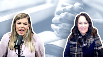 Ep 211   The Dangers of the New Age   Guest: Doreen Virtue   Relatable with Allie Stuckey