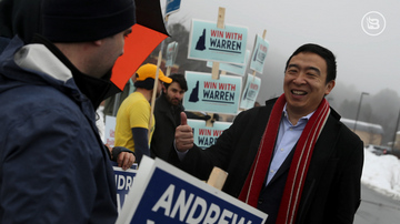 02/12/20   Overtime: Did We Learn Anything from Andrew Yang's Candidacy?   Steve Deace Show