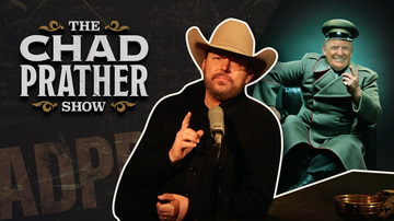 Ep 203 | Trump the Dictator? | The Chad Prather Show