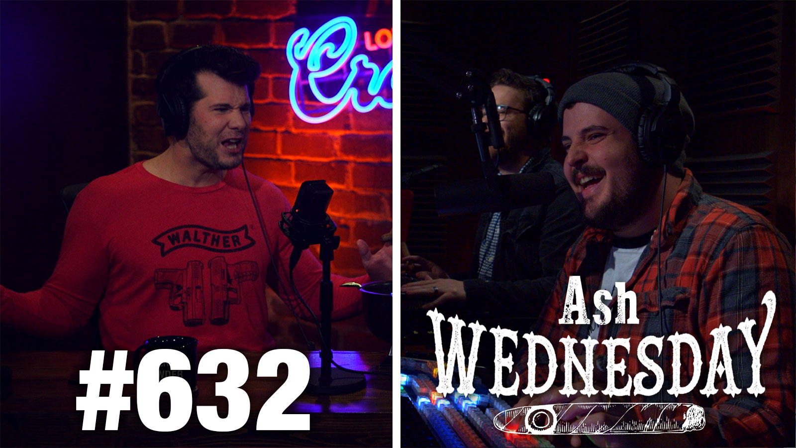 Ep 632 | ASH WEDNESDAY: All About Guns! | Louder with Crowder