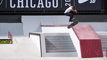 2017 SLS Nike SB World Tour: Chicago