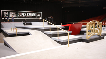 2015 Womens SLS Nike SB Super Crown World Championship