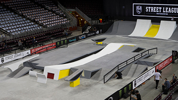 2015 SLS Nike SB World Tour: Los Angeles