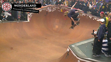 Wonderland & X-Hall Bowl Sessions