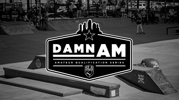 2017 - DAMN AM Finals & Best Trick - NYC