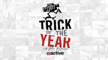 TRICK OF THE YEAR - Ep. 01