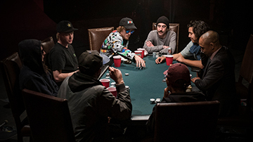 BIG TABLE FINALE - Louie Lopez, Cole Wilson, Billy Marks, Franky Villani, Johan Stuckey, Jordan M...