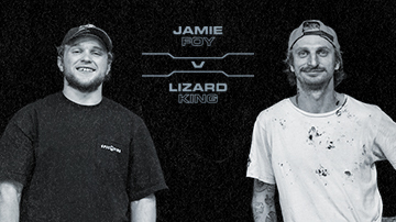 ATV - Round 01 : Jamie Foy vs Lizard King