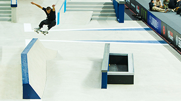 2018 SLS PRO OPEN LONDON - DAY 2