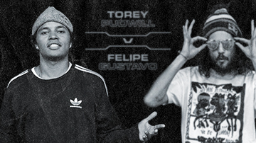 ATV - Final Four - Felipe Gustavo vs Torey Pudwill