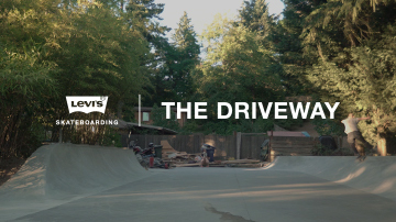 The Driveway: a Levi's® Skateboarding D.I.Y. project