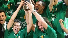 2009 Euroleague Final: Panathinaikos vs. CSKA Moscow