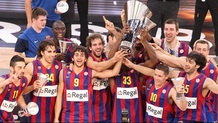 2010 Euroleague Final: Regal FC Barcelona vs. Olympiacos