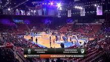 Top 16 - Round 3: Anadolu Efes Istanbul vs. Darussafaka Dogus Istanbul (Highlights)