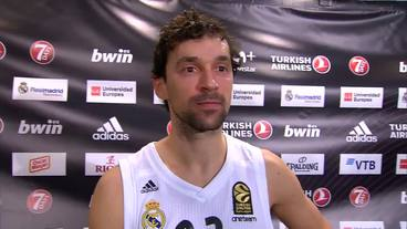 Post-Game Interview: Sergio Llul, Real Madrid