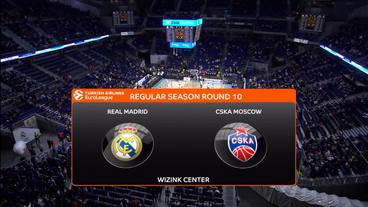 Real Madrid vs. CSKA Moscow Recap