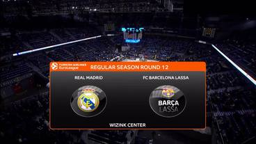 Real Madrid vs. FC Barcelona Lassa Recap