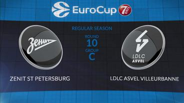 Zenit Saint Petersburg vs. Asvel Villeurbanne Recap