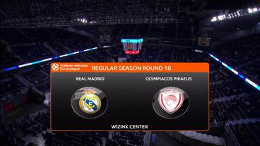 Real Madrid vs. Olympiacos Piraeus Recap