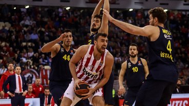 Giants COLLIDE: MVP candidates, Jan Vesely and Nikola Milutinov meet in Round 20