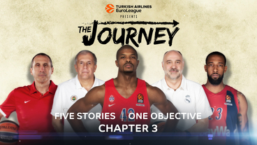 Euroleague Basketball Originals: The Journey (Episode 3)