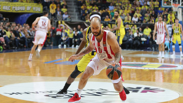 ROUND 21: Vassillis Spanoulis vs Thomas Heurtel- The Battle of the Assist masters