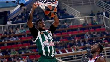 ROUND 21: Panathinaikos Dunk Party