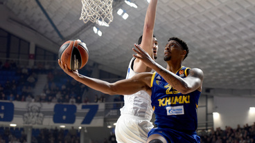 ROUND 22: Jordan Mickey (25 points) Highlights vs. Buducnost VOLI Podgorica