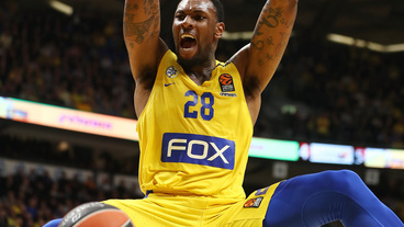 ROUND 22: Tarik Black (19 points) Highlights vs. Olympiacos Piraeus