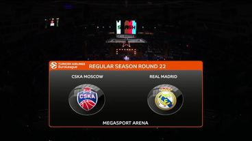 CSKA Moscow vs. Real Madrid Recap