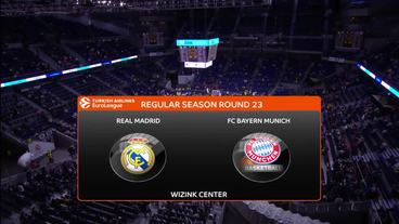 Real Madrid vs FC Bayern Munich Recap