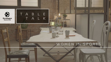 Table Talk: Women in Sports