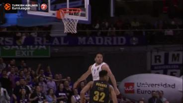 The beautiful assist from Facundo Campazzo 😎