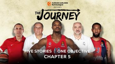 Euroleague Basketball Originals: The Journey (Episode 5)