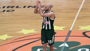 Nick Calathes sends Panathinaikos to the playoffs with a historic triple-double