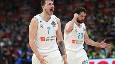 2018 EuroLeague Semi Final: CSKA Moscow vs. Real Madrid